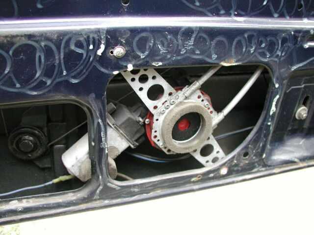 установка стеклоподъемников на ВАЗ 2107.